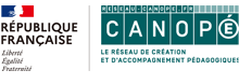 Official website of Réseau Canopé